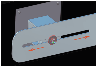 Figure 5.4 SlottedBolt Concept.